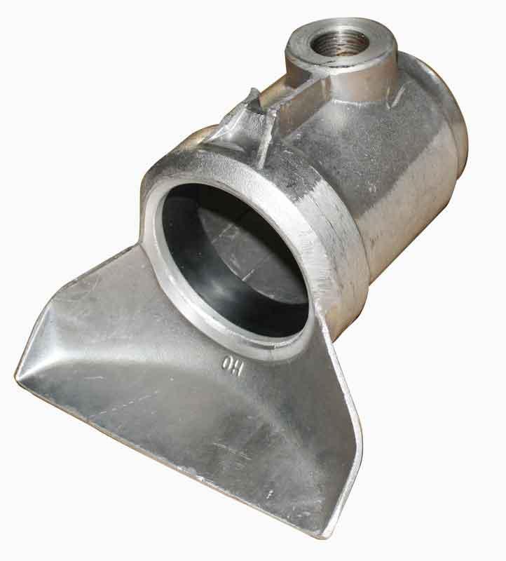 Solid Aluminum Pipe : Hastings irrigation aluminum fittings beam profiling
